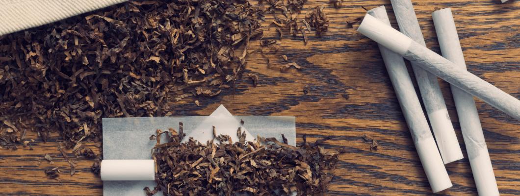 Cum poti sa iti rulezi o tigara cu tutun de rulat