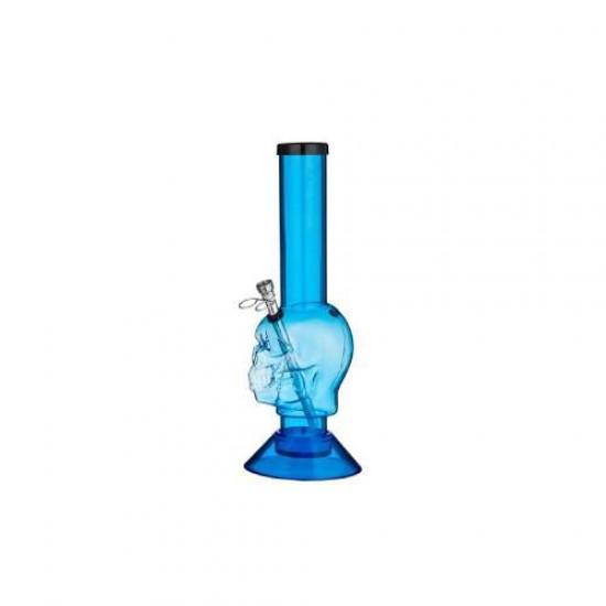 Bong Dreamliner Acril Skull (albastru)